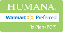 Humana Walmart-Preferred Rx Plan